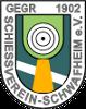 Logo des SV Schwafheim 1902 e.V.